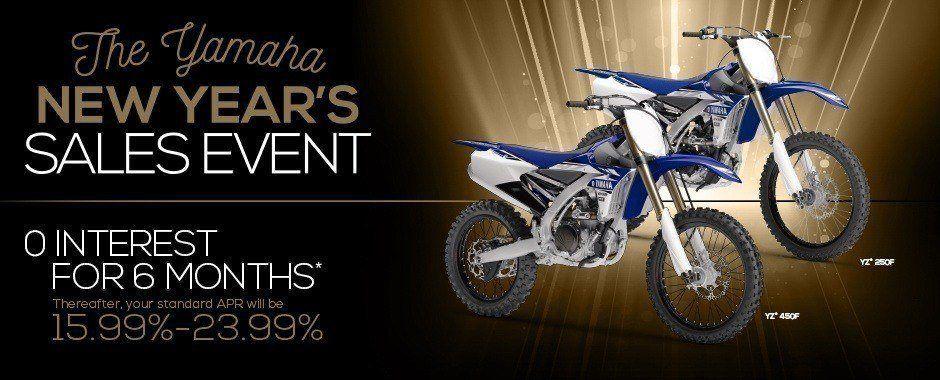 Carolina 39 s new and used motorcycle and atv dealer honda for Yamaha sports plaza promo code